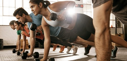 In The Event You Employ a Personal Fitness Trainer?