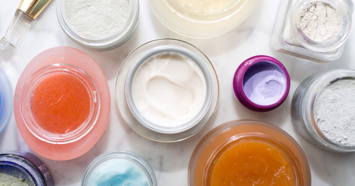 Focus on Skin Care Products Ingredients