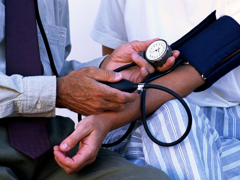 High Blood Pressure: One Of The Problems Of The Heart