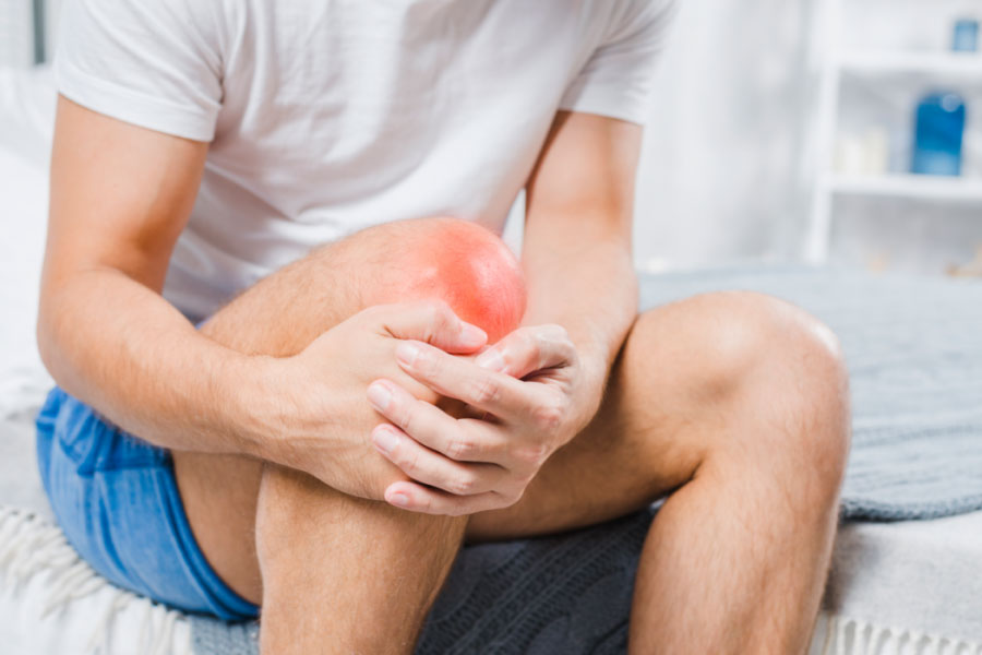 Pain in Your Joints? Here's How to Get Some Relief