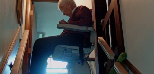 Keeping Older People Safe on the Stairs